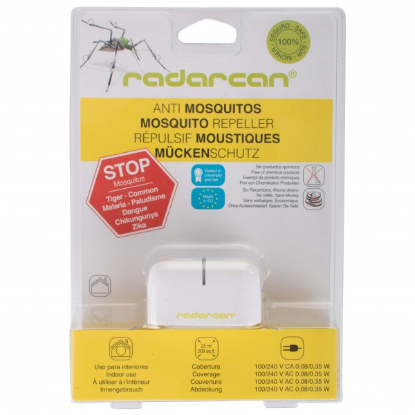 Radarcan - R-102 Mosquito Repeller Home - Insektbeskyttelse