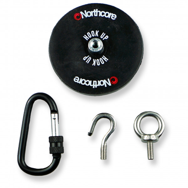 Northcore - Hook Up Magnetic Wetsuit Hanger - Vehicle accessories