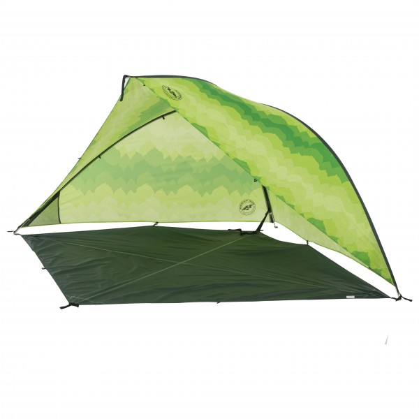 Big Agnes - Whetstone Shelter with Floor Print - Tarp
