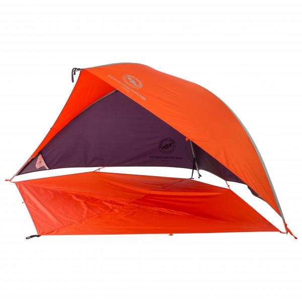 Big Agnes - Whetstone Shelter With Floor - Tarp