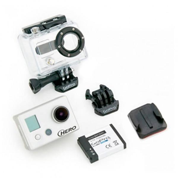 GoPro - HD Hero Naked - Helmkamera-Set