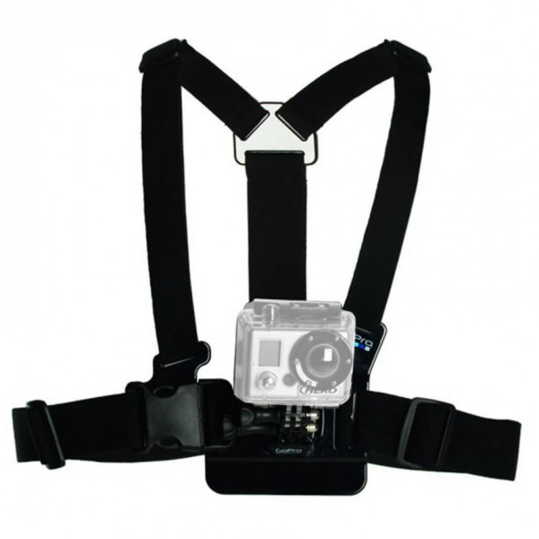 GoPro - Chest Mount Harness - Valjaat, joissa kameranpidike