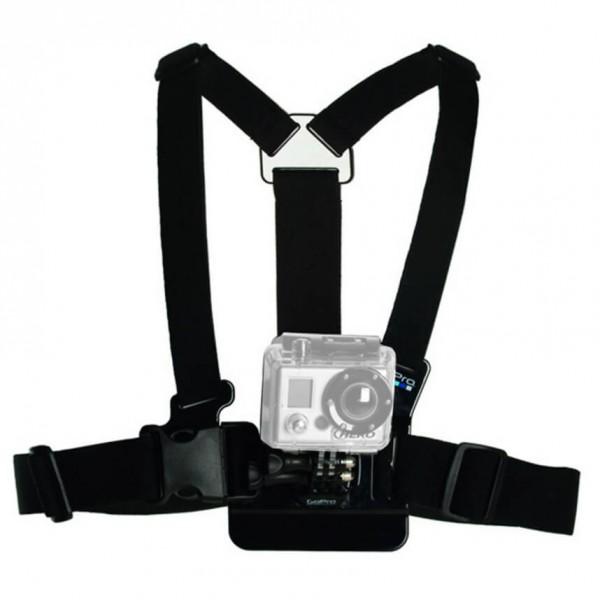 GoPro - Chest Mount Harness - Valjaat, joissa kameranpidike