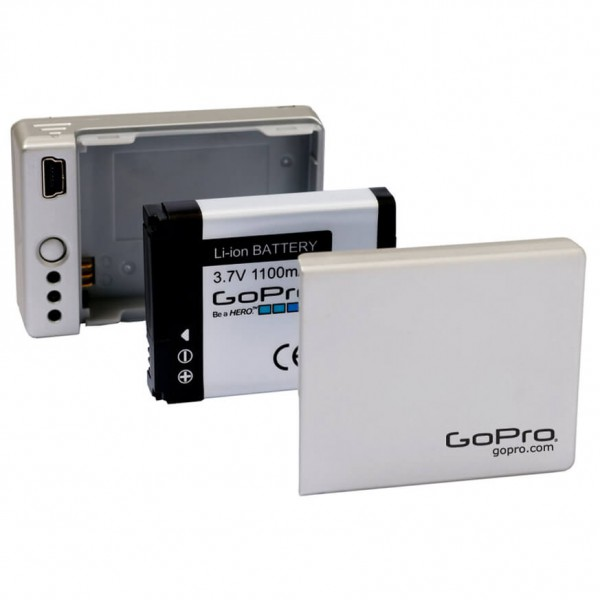 GoPro - Battery-Backpac - Zusatzakku