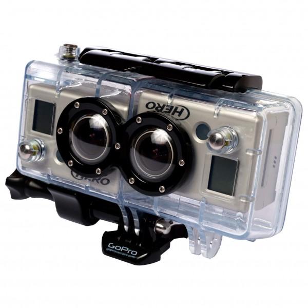 GoPro - 3D HD-Gehäuse - Camera housing