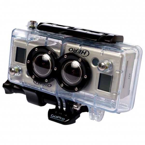 GoPro - 3D HD-Gehäuse - Camerabehuizing