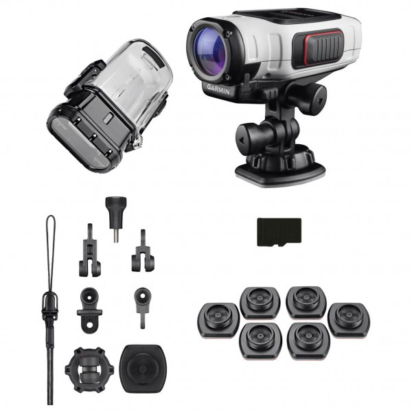 Garmin - VIRB Elite Bundle-pakkaus vesiurheiluun - Kamera