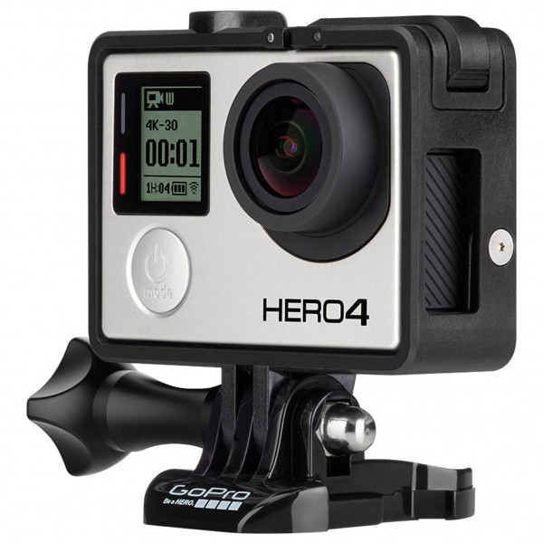 GoPro - Hero4 Black Adventure - Caméra