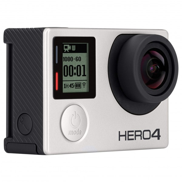 GoPro - Hero4 Silver - Camera