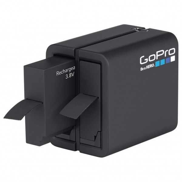 GoPro - Hero4 Dual Battery Charger - Oplaadapparaat