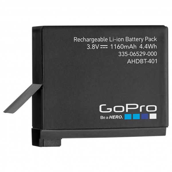 GoPro - Hero4 Rechargeable Battery - Rechargeable battery