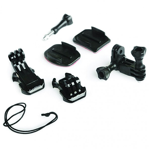 GoPro - Grab Bag Of Mounts - Replacement parts