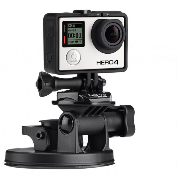 GoPro - Suction Cup Mount - Kameranpidike