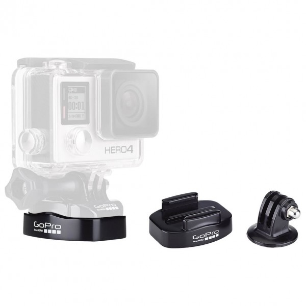 GoPro - Tripod Mounts - Fixation pour caméra