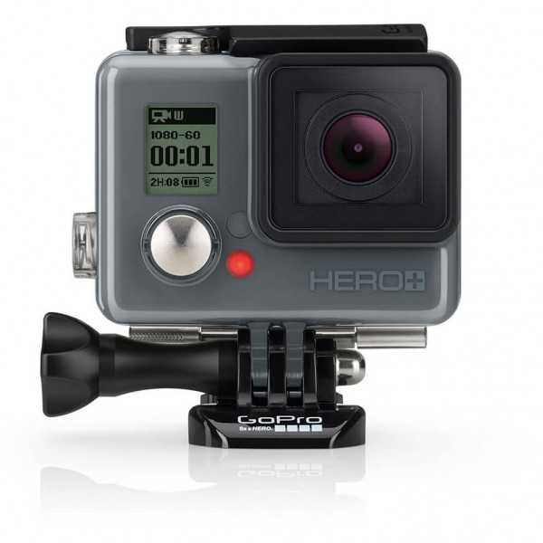 GoPro - Hero+ LCD - Caméra