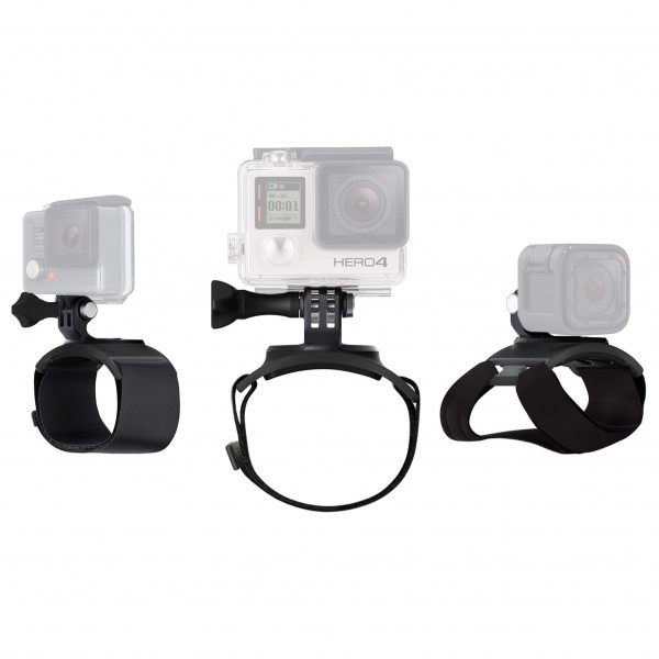 GoPro - The Strap Hand + Wrist + Arm + Leg Mount