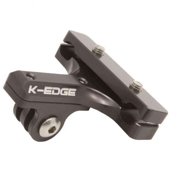 K-EDGE - GO BIG GoPro Pro Saddle Mount - Camera mount
