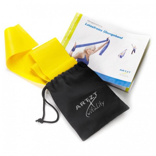 ARTZT vitality - Latexfree 2.5 m mit Aufbewahrungstasche - Exercise band