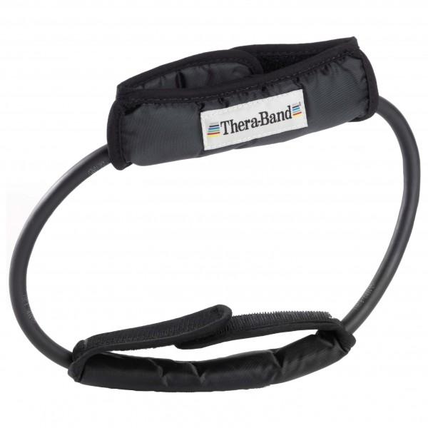 Thera-Band - Tubing Loop mit gepolsterten Manschetten - Fitnessbånd