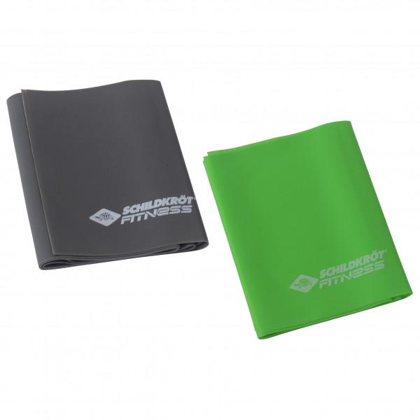 Schildkröt Fitness - Fitnessbänder 2er Set Latexfrei - Fitnessbånd