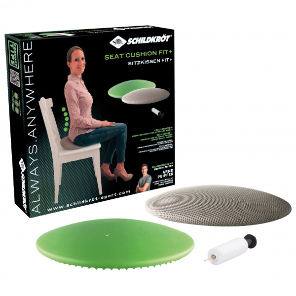 Schildkröt Fitness - Seat Cushion Fit+ - Balansboll