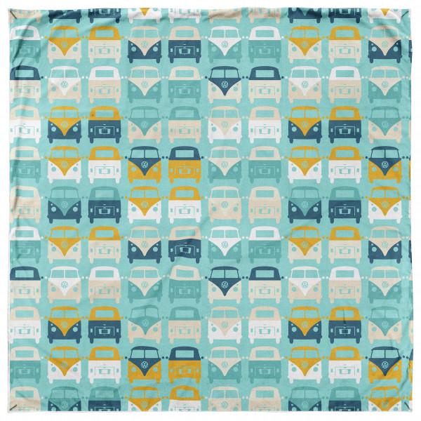 VW Collection - VW T1 Bus Faltbare Strandmatte - Piknikpledd