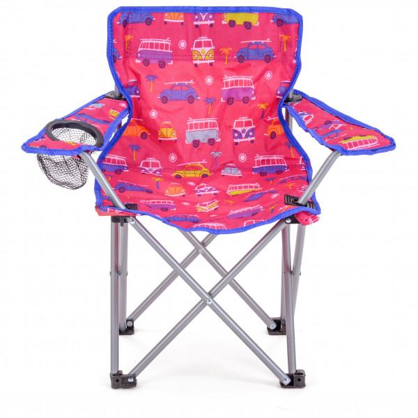 VW T1 Bus Faltbarer Kinder Campingstuhl - Camping chair