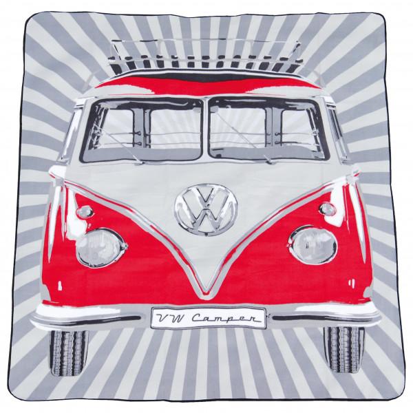 VW Collection - VW T1 Bus Picknickdecke - Piknikpledd
