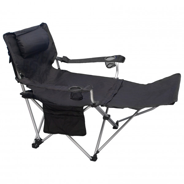 Basic Nature - Travelchair Luxus - Campingstol