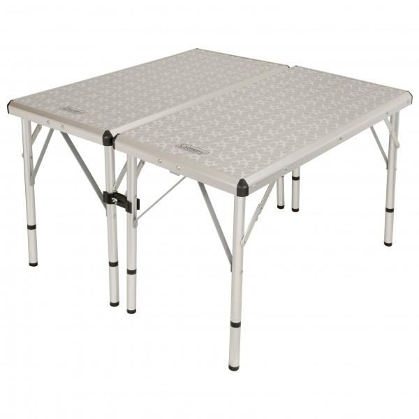 Coleman - Tisch 6 in 1 - Campingtafel