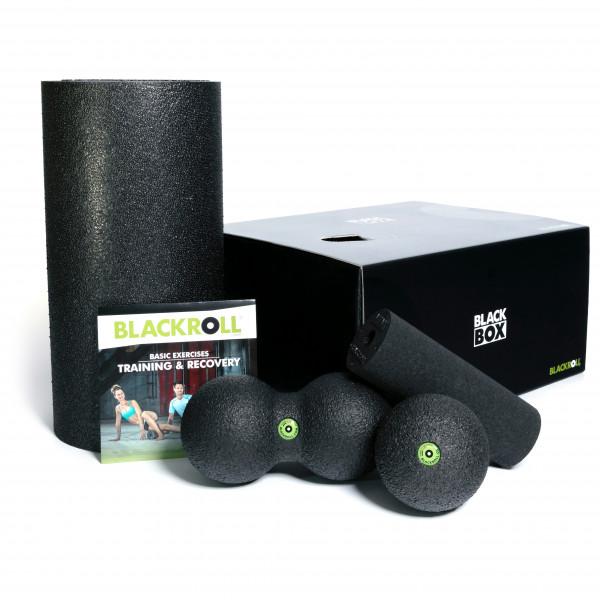 Black Roll - Blackbox Set - Rouleau de massage des fascias