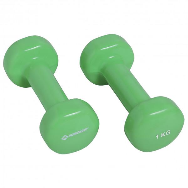 Schildkröt Fitness - Vinyl Hanteln Set - Functional Training