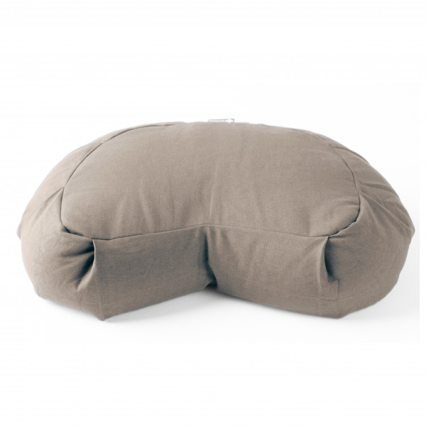 Halfmoon - Crescent Meditation Cushion Essential Cotton Coll. - Yogakuddar