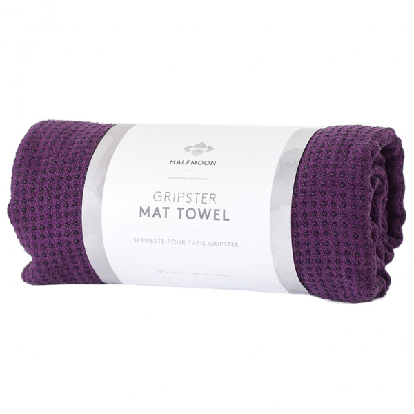 Halfmoon - Mat Towel Gripster - Other yoga accessories