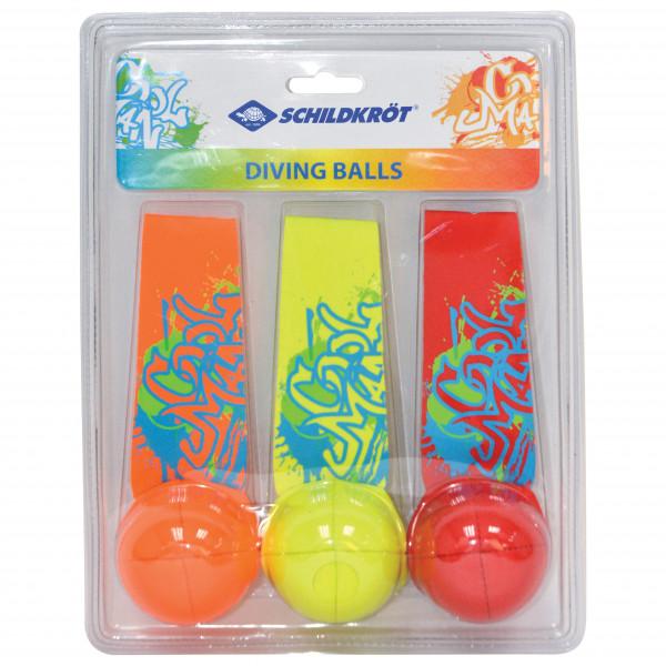 Neopren Tauchb ¤lle 3Er - Beach toy