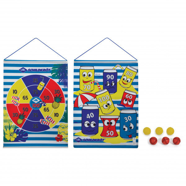 Roll Up Dart Set - Beach toy