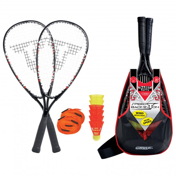 Schildkröt Fun Sports - Badminton Set Speed 7000