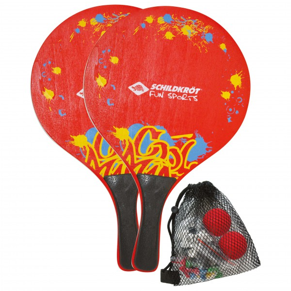 Schildkröt Fun Sports - Beachball Set Spiele