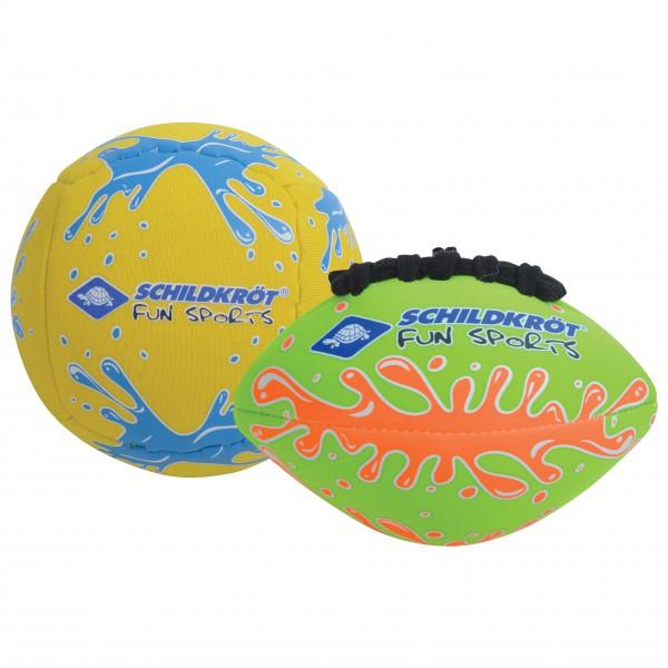 Schildkröt - Neopren Mini-Ball Duo-Pack