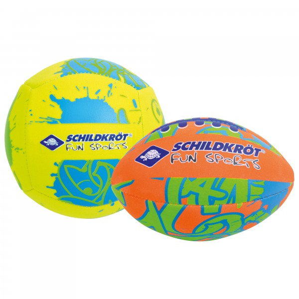 Schildkröt Fun Sports - Neopren Mini-Ball Duo-Pack