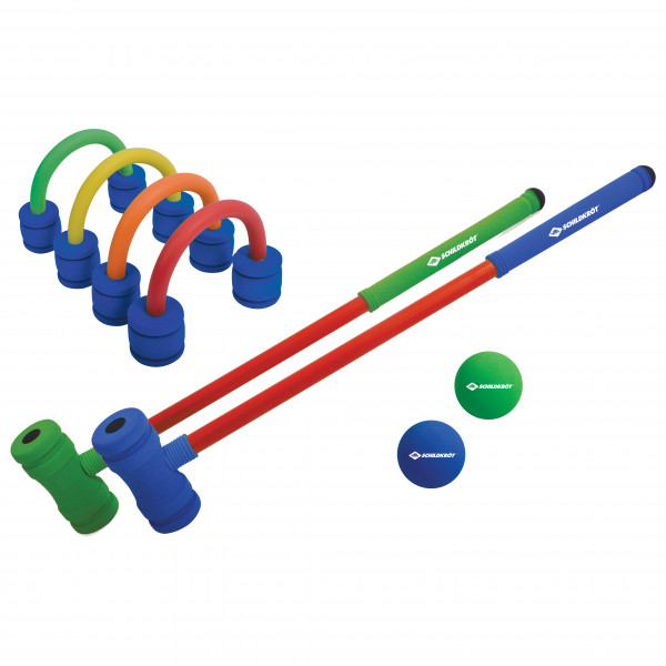 Schildkröt Fun Sports - Soft Croquet Set