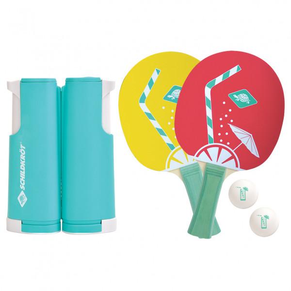 Schildkröt Fun Sports - Tischtennis-Set Spin Tropical