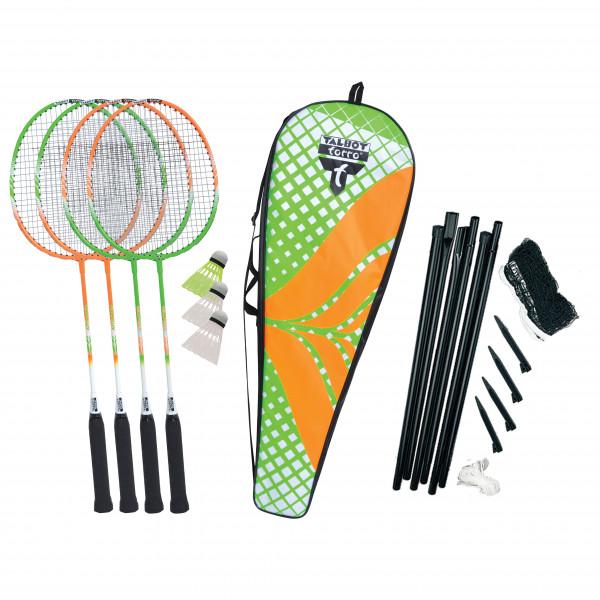 Talbot Torro - Badminton Set '4 Attacker Plus'