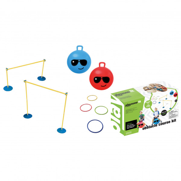 Playzone-Fit Obstacle Race Set