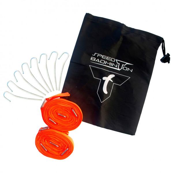Speedbadmintonspielfeld Court Lines - Beach toy