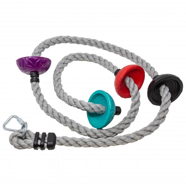 Slackers - Ninja Rope - Kletterseil - Entrenamiento funcional