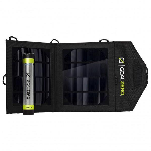 Goal Zero - Switch 8 Solar Recharging Kit - Solpanel