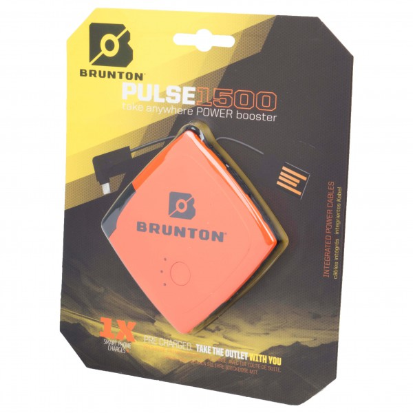Brunton - Pulse - Rechargeable battery