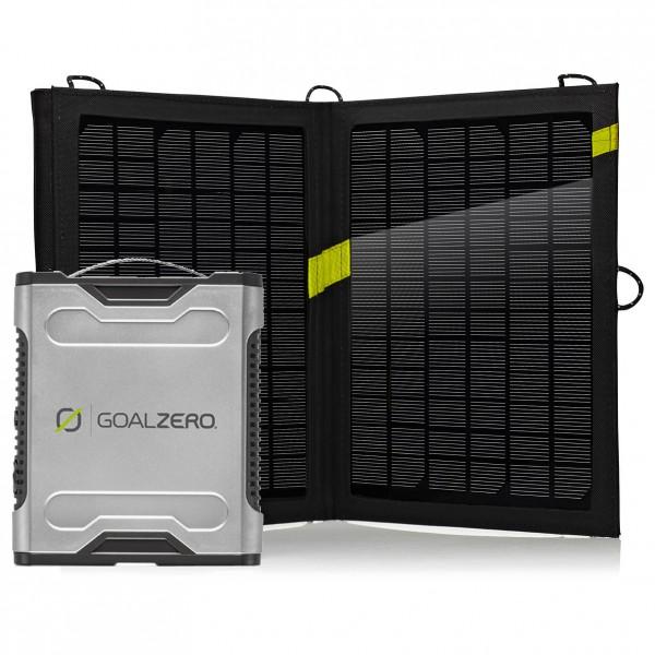 Goal Zero - Sherpa 50 Solar Recharging Kit - Panneau solaire