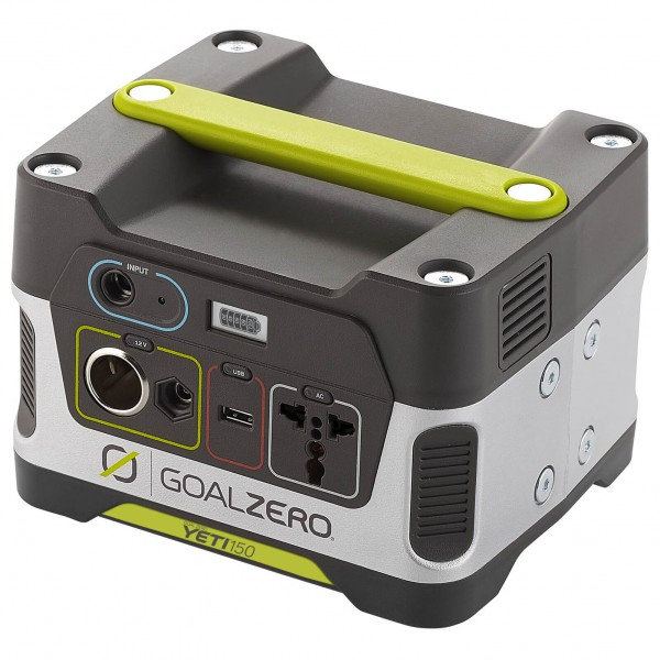 Goal Zero - Yeti 150 230V Solar Generator - Panneau solaire